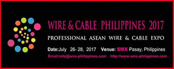 Wire  and Cable Show Philippines 2017