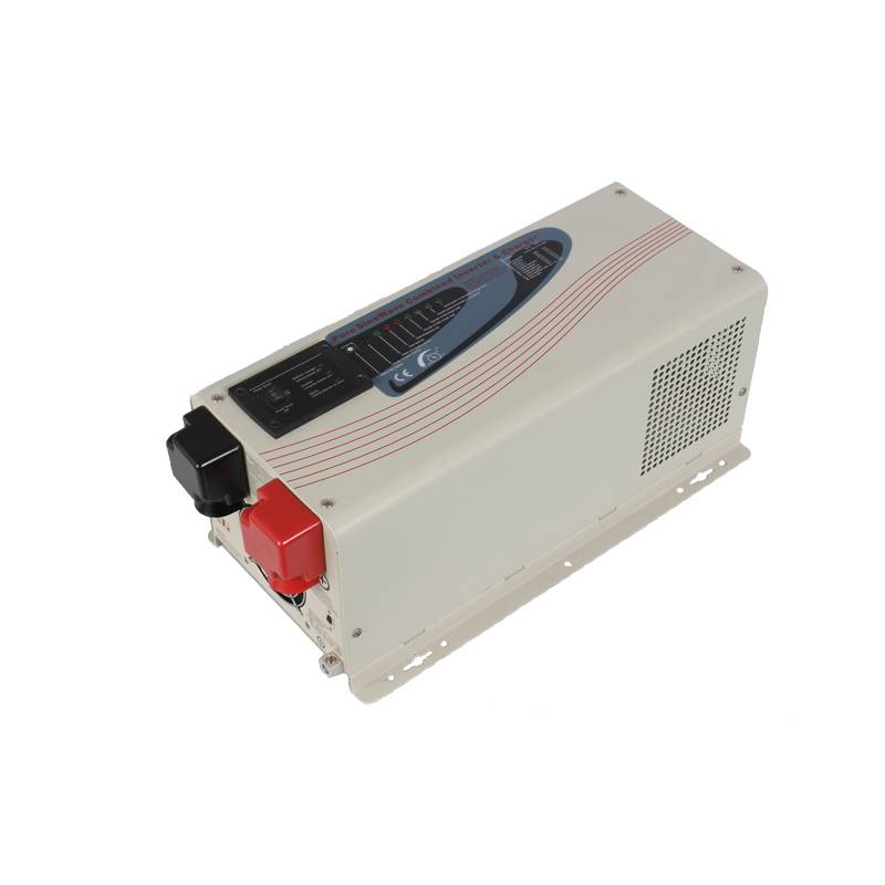 Low Frequency 1500W 12V/24V DC 110V/230V AC Pure Sine Wave UPS Inverter with Builtin Charger