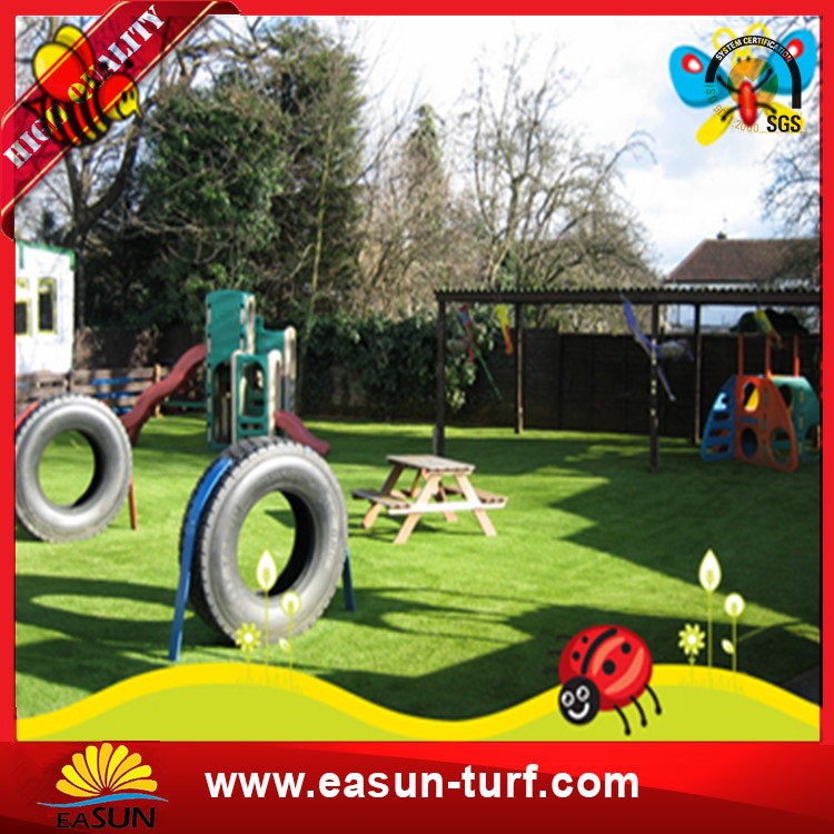 Hot Sale Landscape Artificial Synthetic Turf lawn-Donut