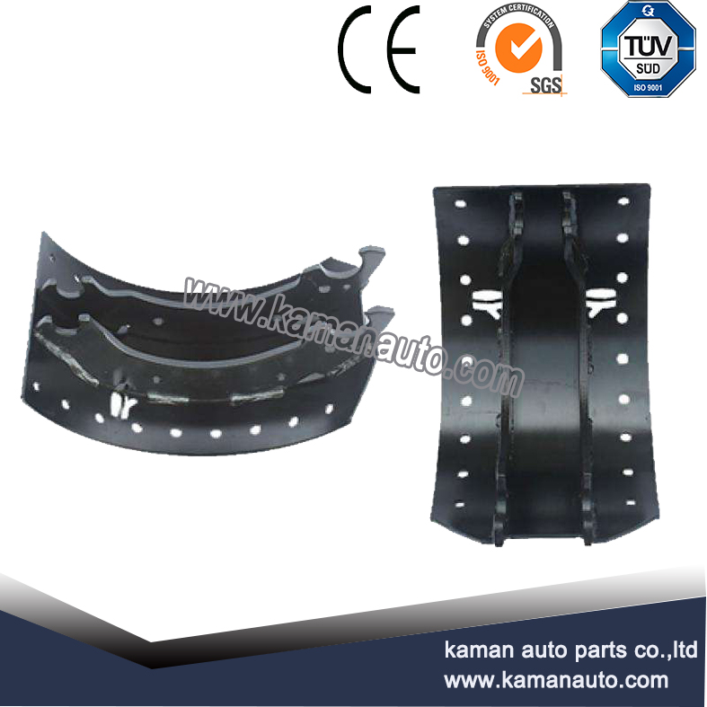 KAMAN Good performance Auto Parts truck brake shoe
