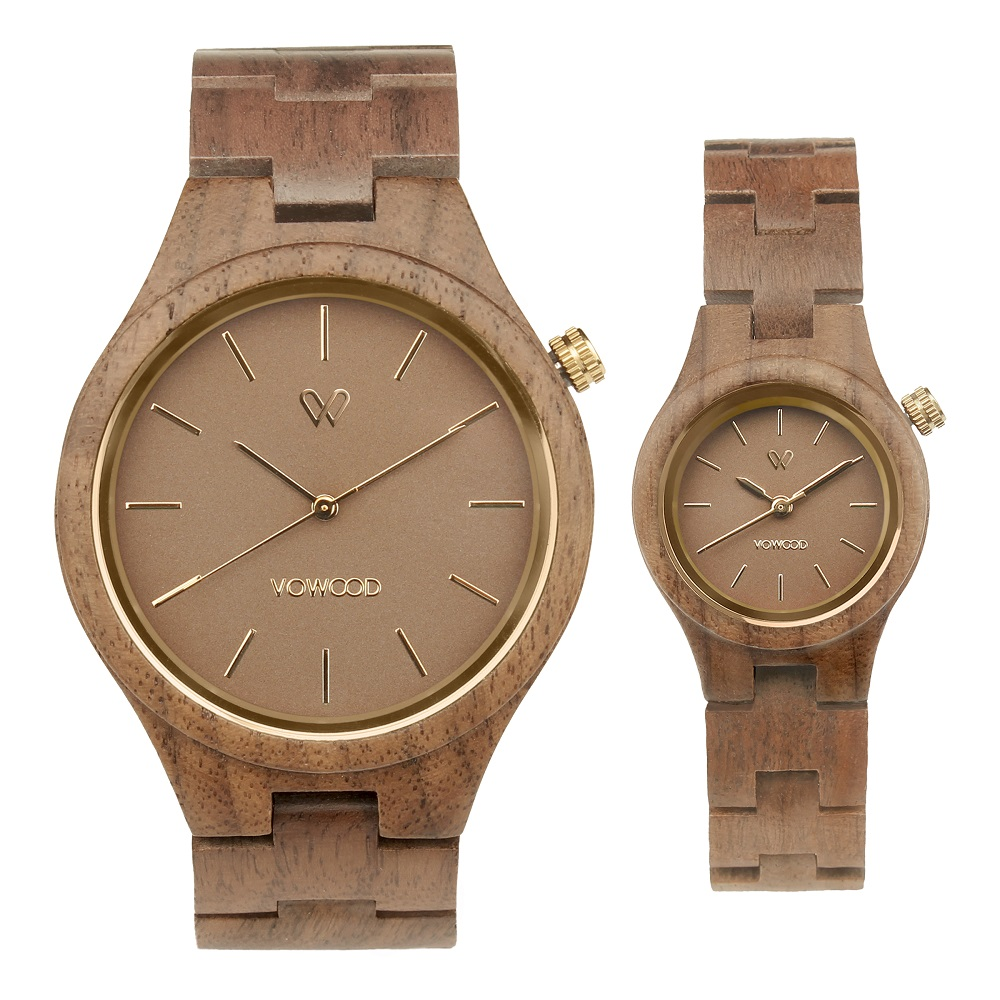 Romeo&Juliet Collection (Wood Watch)