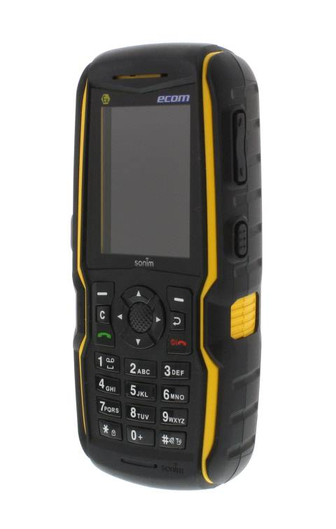 Ecom Intrinsically Safe Mobile Phone
