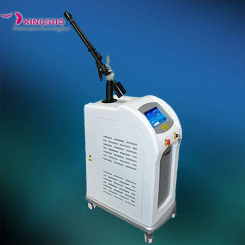 Medical EO Active 1064nm 532nm Q switch Nd Yag Laser Tattoo Removal Machine