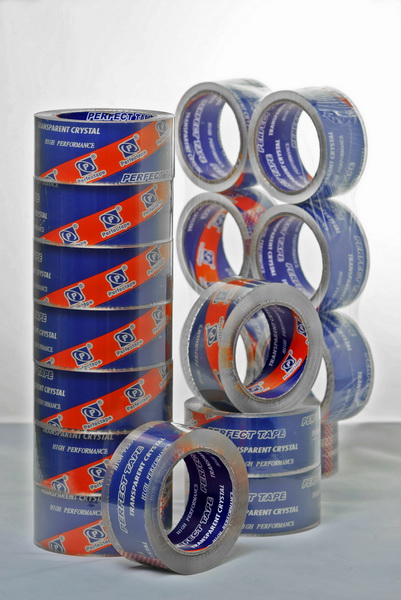 Crystal packing tape