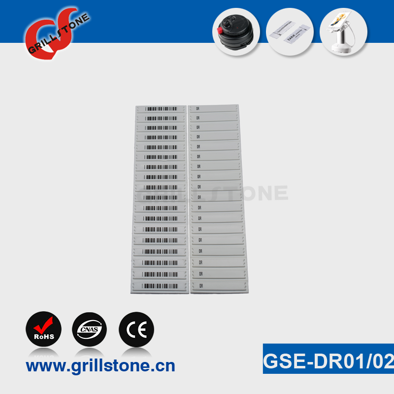 Grillstone AM 58khz DR Label for supermarket anti-theft system
