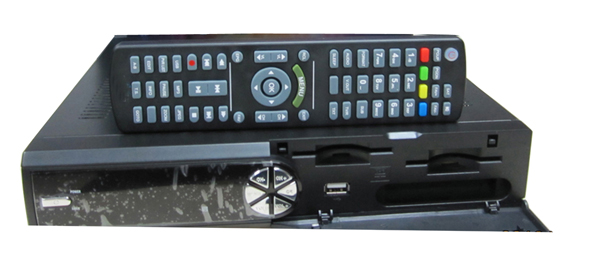 HD DVB-S2 Twin tuners Receivers for sharing  HD70