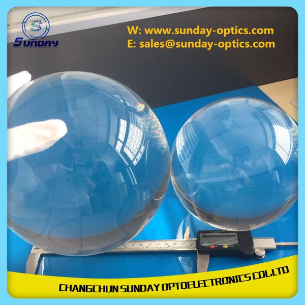 Optical ball lenses,half ball lenses,bk7/k9/sapphire/fused silica