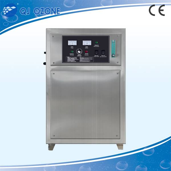 30 g/h corona discharge ozone generator for water air purification