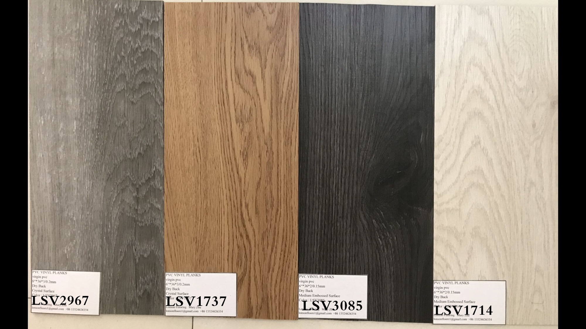 Waterproof kitchen decoration pvc plastic vinyl flooring