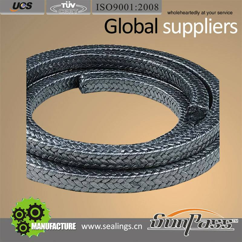 Pure Flexible Graphite Packing