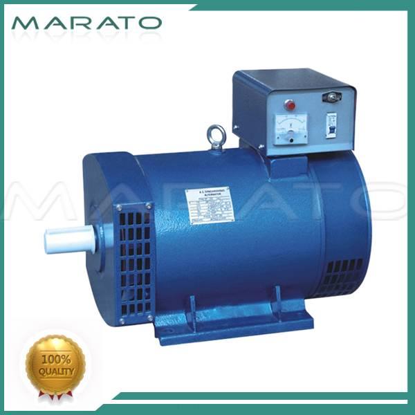 Hot sale ST/STC Series A.C. Synchronous brush generator alternator