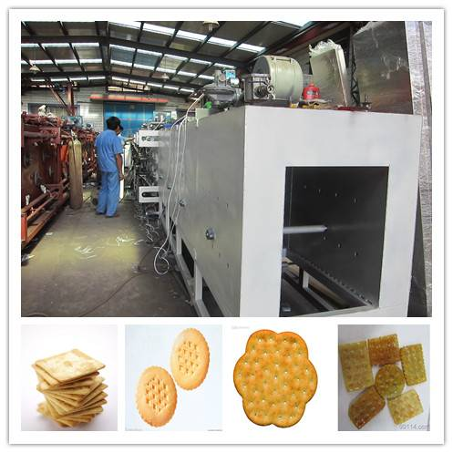 2017 China factory  biscuit machine for factory use