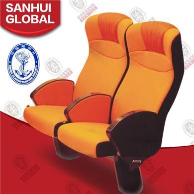 Passenger ship chairs