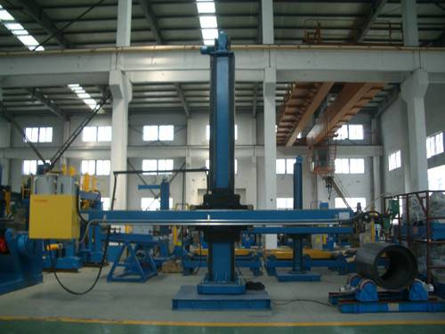 Pipe Welding Manipulator