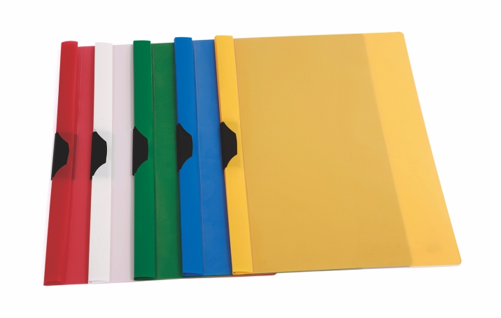 Business presentation PVC file folder (Binder)Plastic Bar fixer