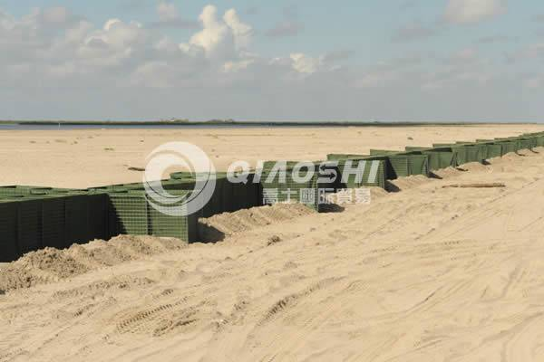 Anping factory explosion-proof wall for military Qiaoshi