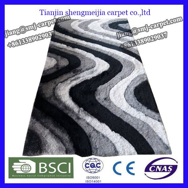 indoor outdoor polyester tufted carpet mats