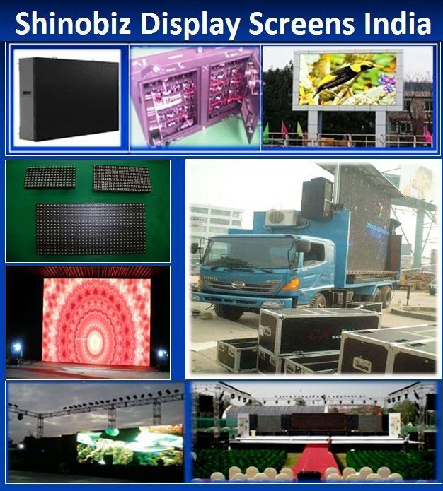 Indoor/ outdoor LED Screen on rental New delhi, Gurgaon and across north India
