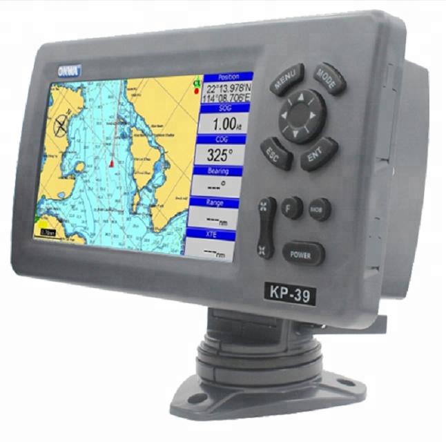 New KP-39 7inch ONWA marine GPS Chart plotter