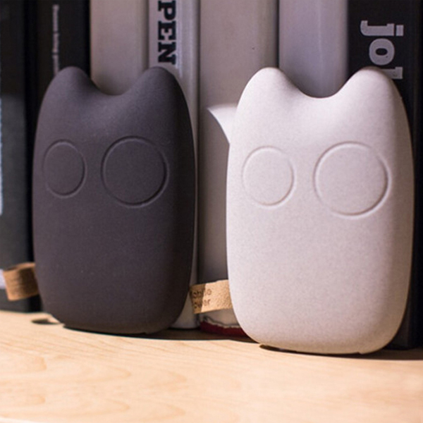 Unique Totoro power bank 8000mah battery charger with dual USB