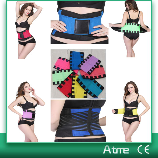 Neoprene slimming belt Hot body shaper belt