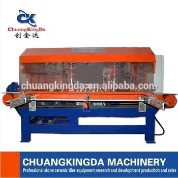 ckd after water stone polishig machine, arc-edge polishing machine