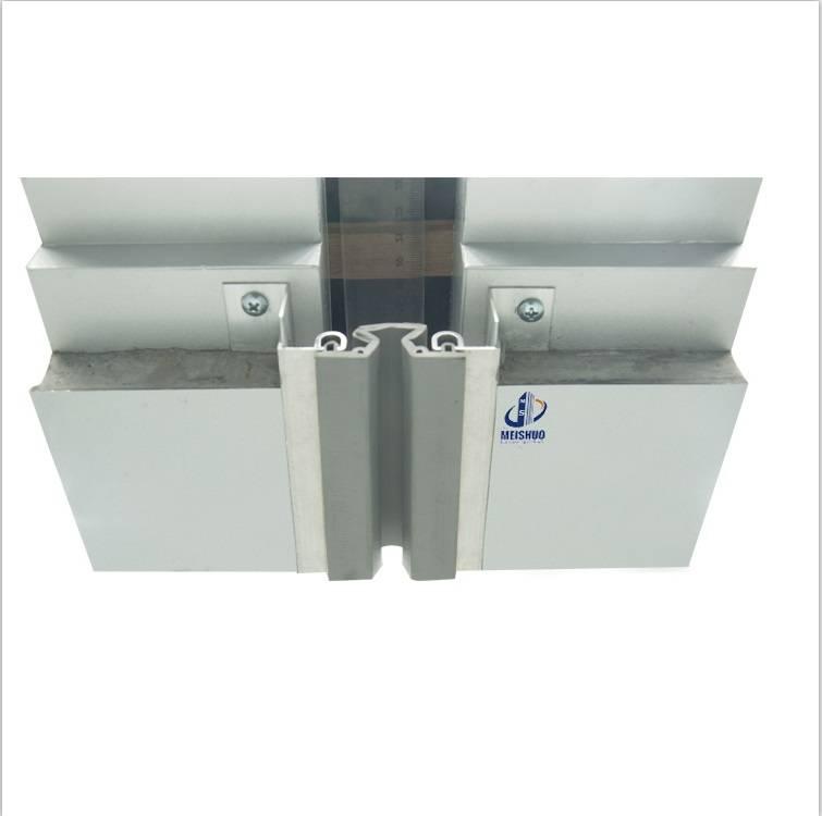 flush aluminum ceiling expansion joint