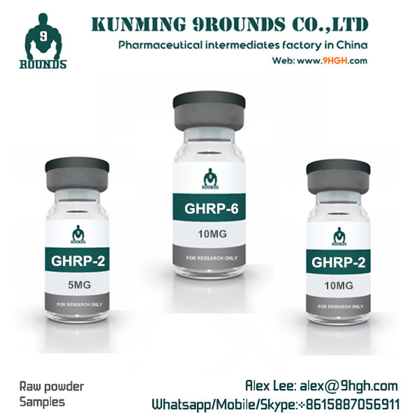 Peptide GHRP6, G6, GHRP-6, GHRP-2,GHRP 2, Growth Hormone Releasing Hexapeptide