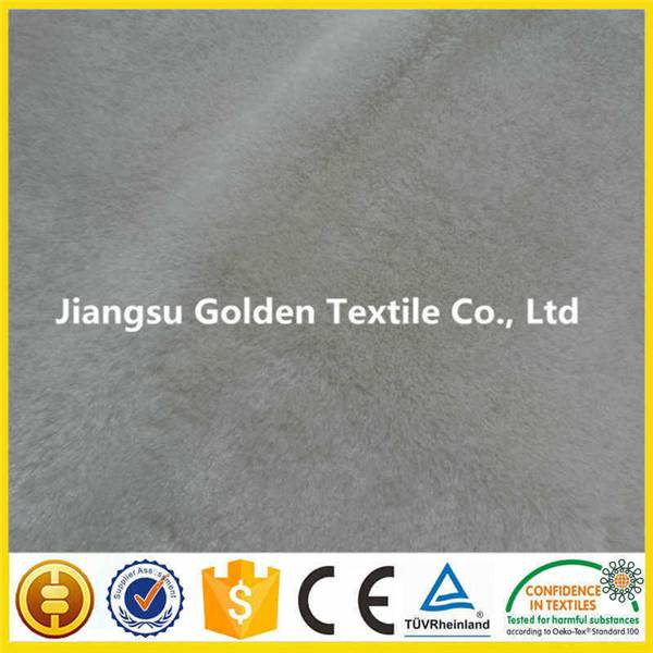 100% polyester PV plush blanket fake fur blankets