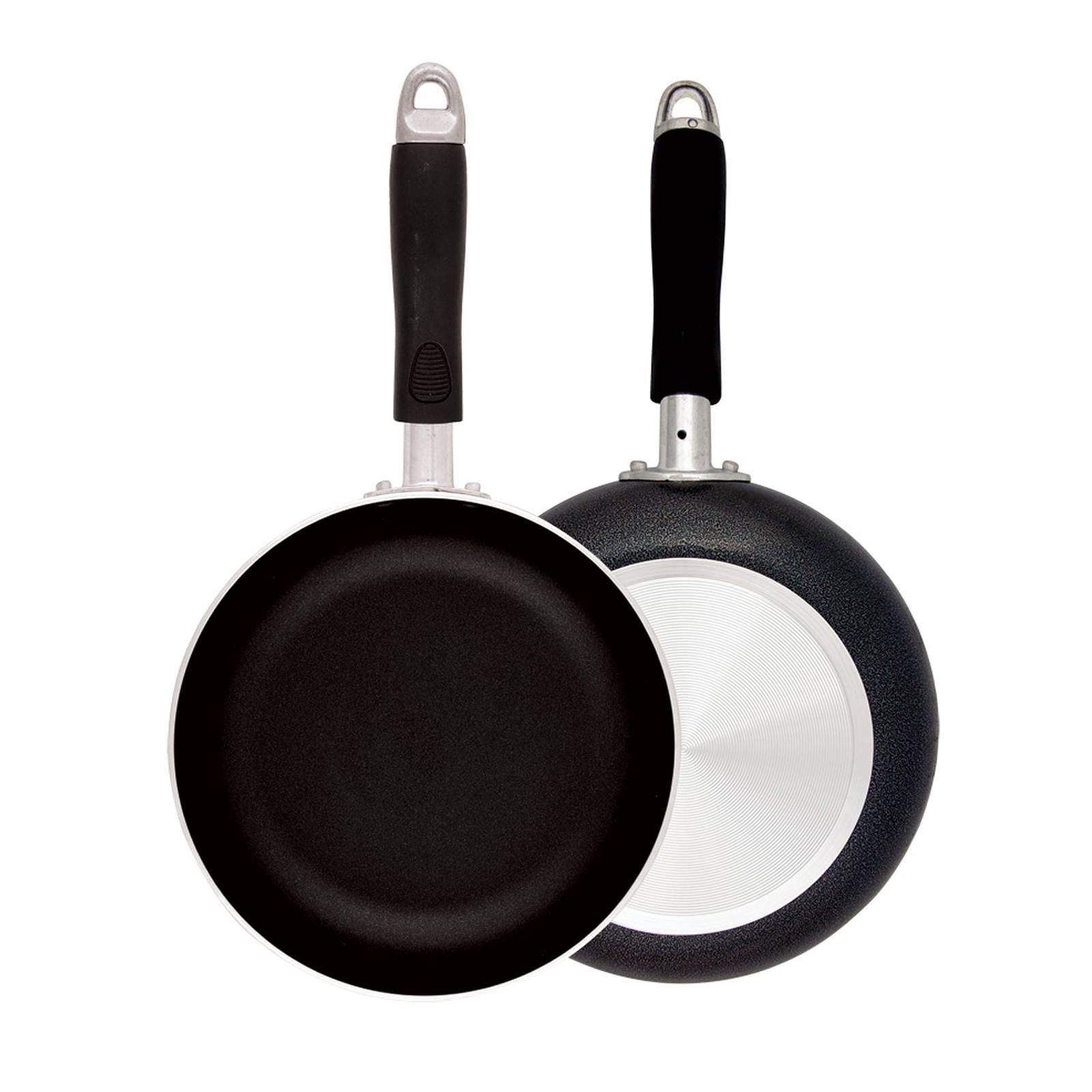 Custom aluminium magic non stick fry pan