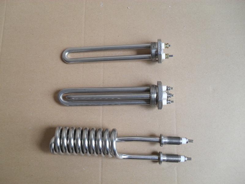 Liquid electric heating tube