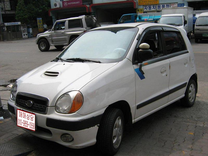 KOREAN CAR
