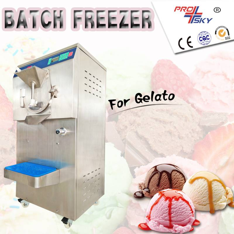 Prosky Gelato Ice Cream Machine