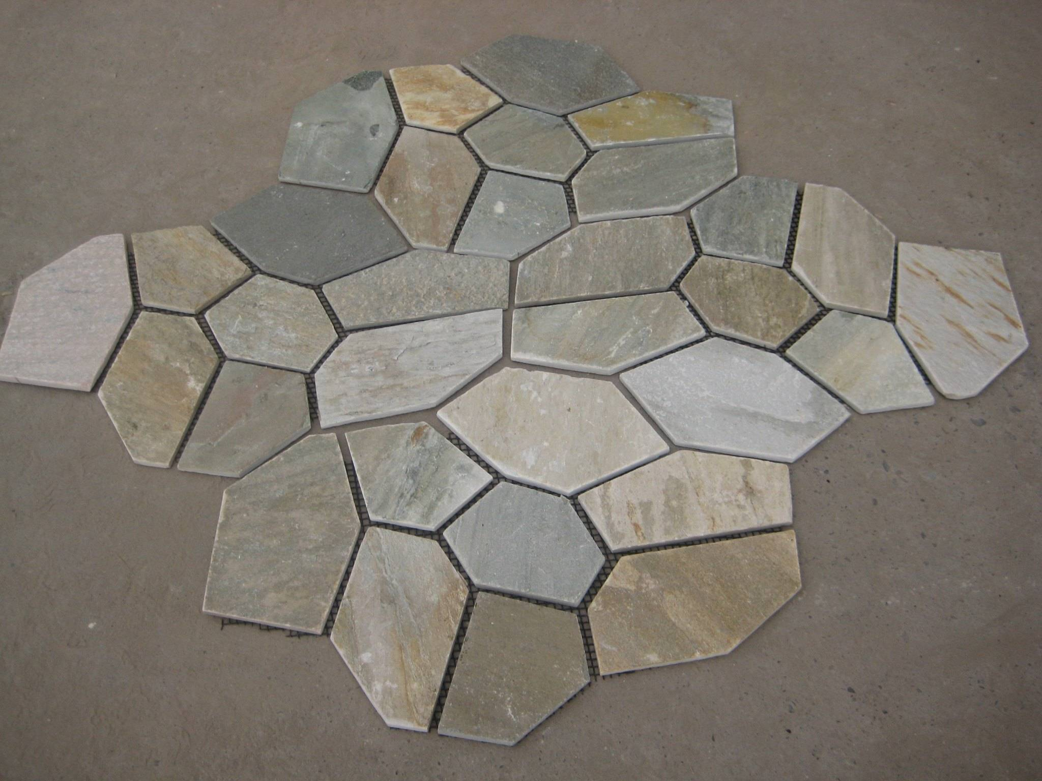 flagstone/ slate paving/ natural slate