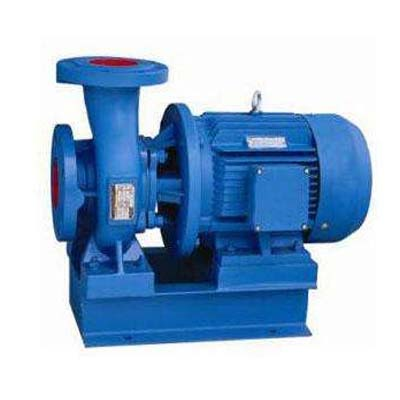 Horizontal Single-stage Single Suction Centrifugal Pump, Cast iron, Stainless steel