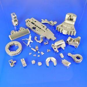 Metal Injection Molding (MIM)