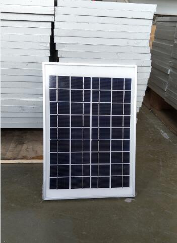 poly solar cells factory