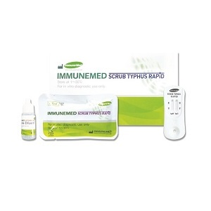 Scrub Typhus RAPID - Diagnostic Kit