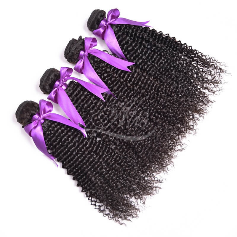 7A Brazilian Kinky Curly Human Hair