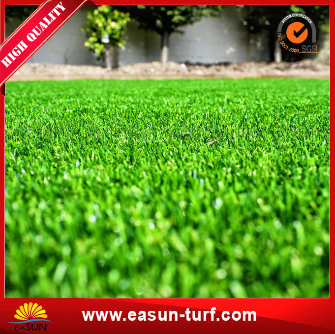 Four Color Artificial Landscape Grass Synthetic Turf for Sports-MY
