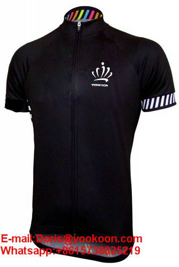 Pure Black Leisure, Radiation-Proof Riding Suit.Cycling Jersey