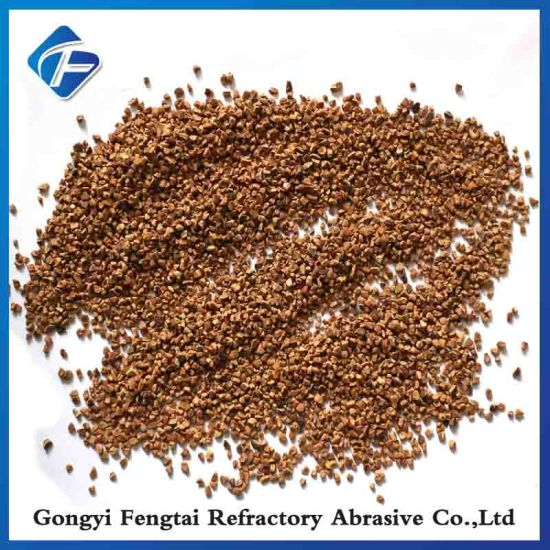 20-40 Mesh Walnut Sand/Shell For Surface Cleaning And Blasting