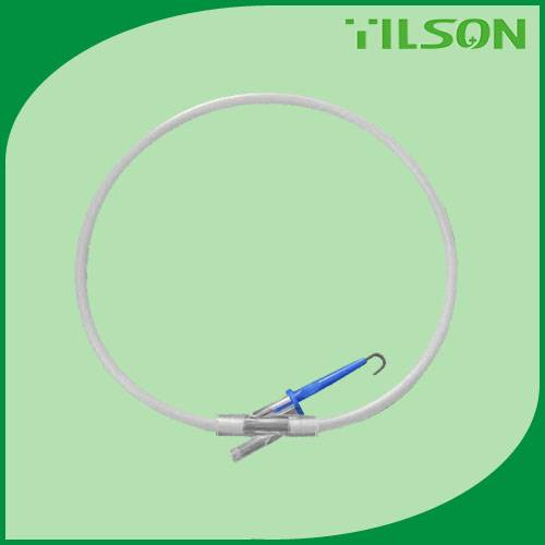 PTFE-coated guide wires