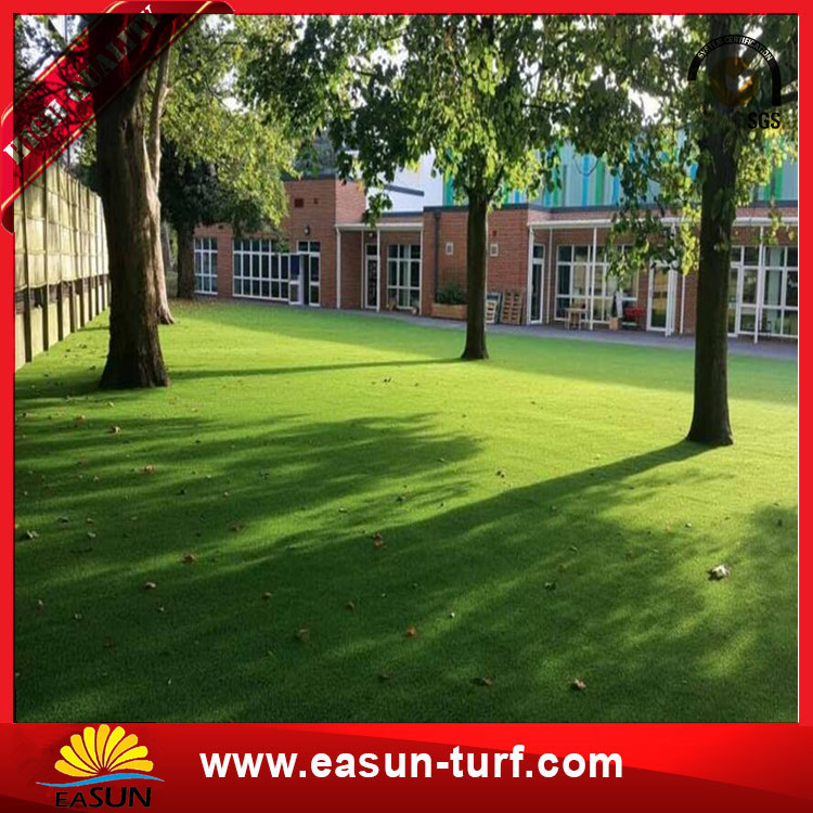 Wholesale landscaping 30mm garden grass synthetic artificial turf grass-Donut