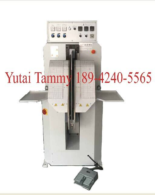YT-166 Pneumatic Vamp Shaping Machine