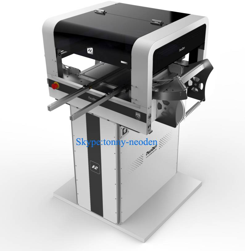 SMT Pick and Place machine NeoDen4(with internal rails) with cameras,NeoDen Tech