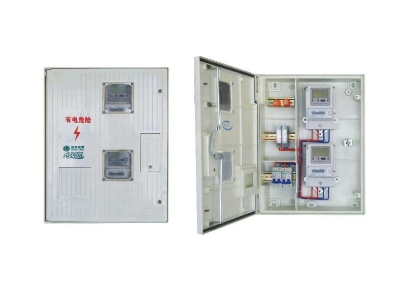 415510105mm bmc meter box for network reform in construction