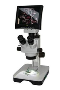 YJ-T102 LED Display Stereo Zoom Microscope