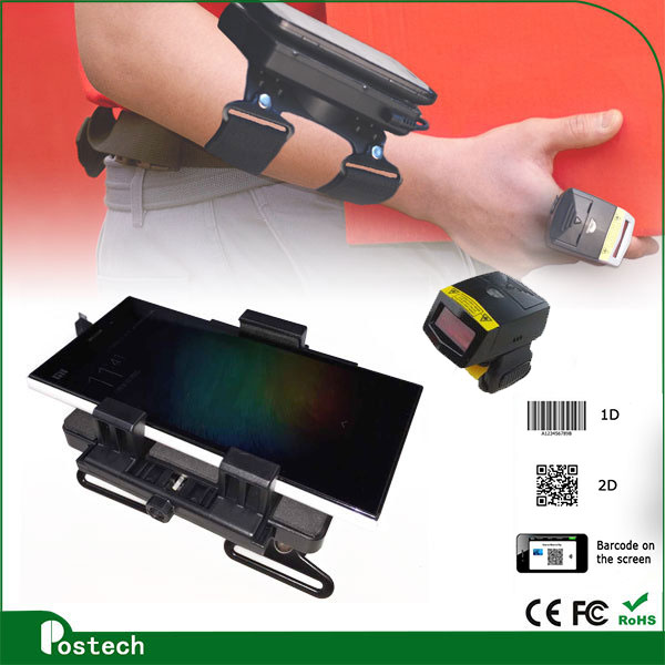 FS02 2D CMOS bluetooth scanner barcode for warehouse