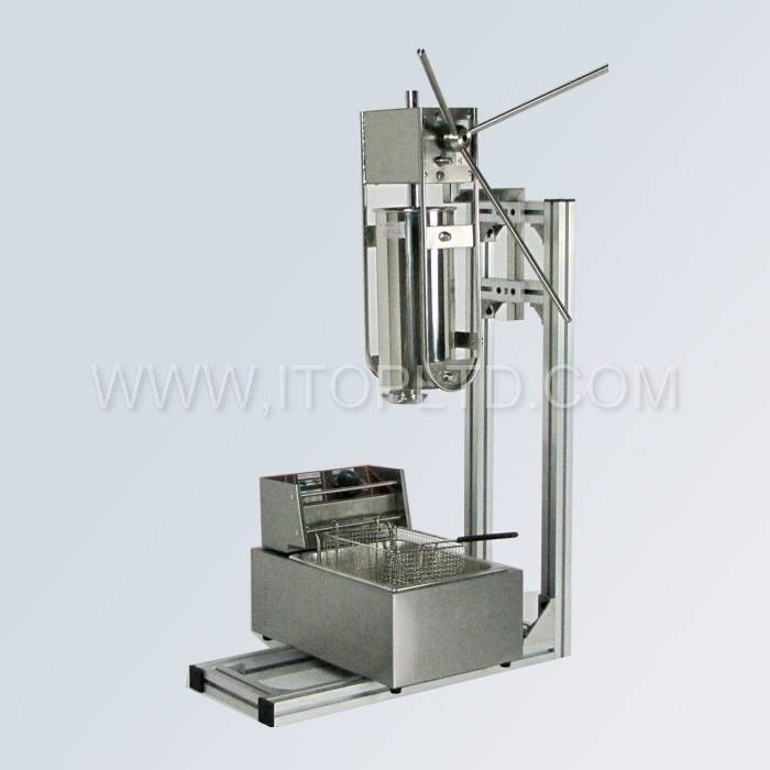 with CE churro filler machine/Churros Machine